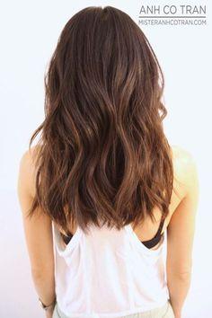 Avant-Apres : Coiffure cheveux longs : Mister AnhCoTran