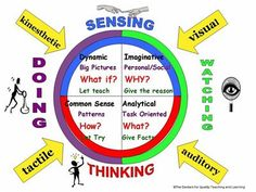 Working with other learning types. Alliance Coaching and Training