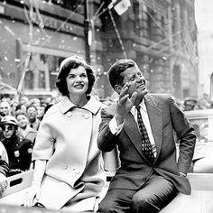 BROADWAY BOUND photo   Jacqueline Bouvier Kennedy Onassis, John F. Kennedy