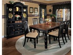 House Dining Room On Pinterest Value City Furniture