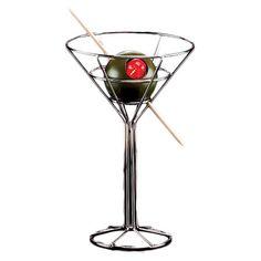 Found it at Wayfair - Mini Martini Table Lamp