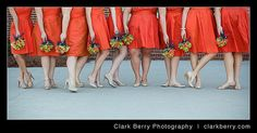 Bridesmaids bouquets | Flickr - Photo Sharing!