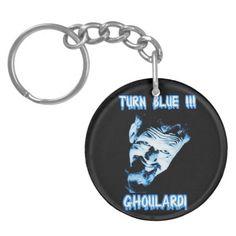 Ghoulardi (Turn Blue) Customizable Keychain