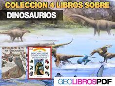 Descargar 4 libros de dinosaurios | fosiles