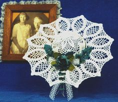 Crochet Decorative Hat Patterns - Sunburst Decorative Hat Pattern