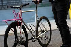 Cycling WMD's Hail Satan Porteur
