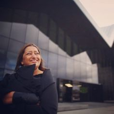 MetaMod Icon Zaha Hadid: The first woman to win Architecture's top honor, the Pritzker Prize. The Queen of the Curve's innovative design includes the London Aquatics Center, Glasgow's Riverside Museum, the Sheikh Zayed Bridge in Abu Dhabi and the Guangzhou Opera House. #zahahadid #Iraqi #architecture #artanddesign #architect #London #newyorkcity #Dubai #famousdesigner #icon #iraq #muslimwomen #arabwomen #rolemodel #buildingdesign #thenewyorktimes
