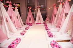 Birthday tents