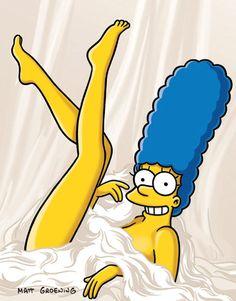 Marge Simpson - Playboy November 2009