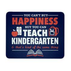 Kindergarten - Happiness Mousepad