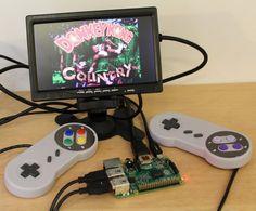 Build a Retro Gaming Console with Raspberry Pi