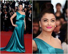 MYROYALS &HOLLYWOOD FASHİON: Aishwarya Rai in Gucci Première – 'Cleopatra' Cannes Film Festival Premiere