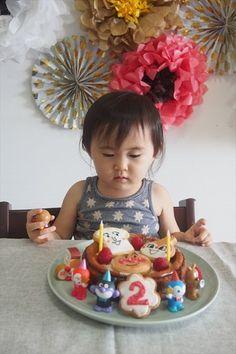 2歳のお誕生日パーティーアイデア☆主役の背景デコレーションに凝るのもいいかも♪