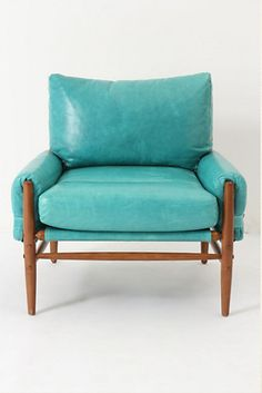 Sweet Turquoise Chair