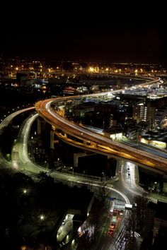 Blade-Runner Freeway, Yokohama
