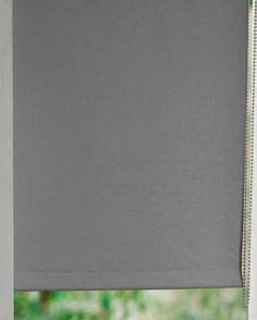 La Redoute Intérieurs Rullegardin i fargene Grå, Rosa, Blå, Brun, Svart, Rød, Hvit, Beige innen $GenderDepartment - Gardiner - La Redoute