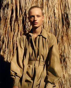 Frederikke Sofie & Ally Ertel for Celine Pre-Fall 2016   The Fashionography