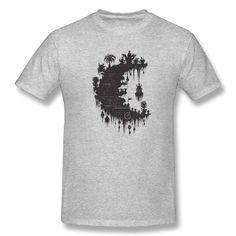 Fashion Men T Shirt Funny Men's Tom Hanks-Dreamworks Logo Tshirt Men   Tees