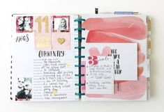 gorgeous memory keeping page in the me and my big ideas happy planner