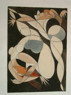 Bailarinos (MNAC), José Sobral Almada-Negreiros (1893-1970)