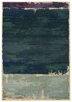 Oriental Weavers Pantone Expressions EXP5501G Green