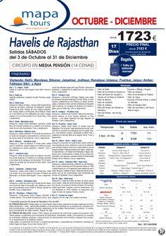 Havelis de Rajasthan salidas hasta el 31 Diciembre **desde 1723** - http://zocotours.com/havelis-de-rajasthan-salidas-hasta-el-31-diciembre-desde-1723/