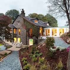 Countryside chic meets luxury lodge at Gilpin Lake House, Lake District