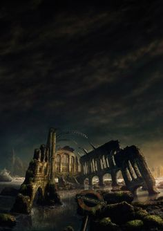 best matte painting tutorial for photoshop