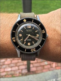 """FRATELLO: Notable Sale - The """"Earliest"""" Blancpain Fifty Fathoms?"""