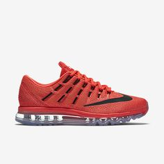 best sneakers 90fa8 e2c41 CUSHIONED FOR COMFORTThe Nike Air Max 2016 Men s Running Shoe lets you run  the streets in comfort with maximum,flexible cushioning and lightweight  mesh that ...