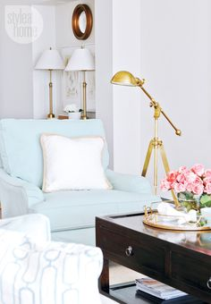 Bright living space {PHOTO: Tracey Ayton}