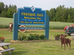 Presque Isle, Maine, USA