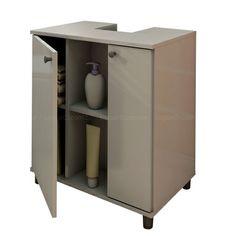 20 Clever Pedestal Sink Storage Design Ideas Pinterest