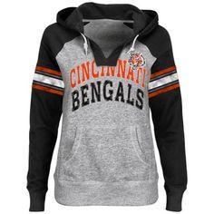 New Cincinnati Bengals Logo Pullover Hoodie Black  for sale