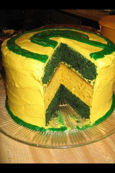 Packer Cake