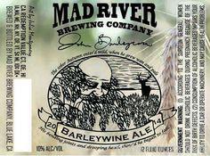 mybeerbuzz.com - Bringing Good Beers & Good People Together...: Mad River Brewing - John Barleycorn 2014 Barleywin...