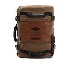 COOLER-Mochila/maleta de viaje para hombre