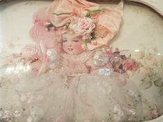 Shabby chic perfection...want it!!!