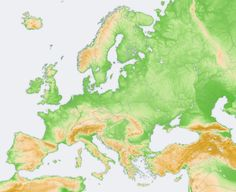 Where Are The Ural Mountains Located On A World Map. Where. free ...