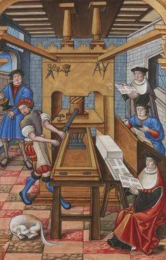 Chants royaux sur la Conception, couronnés au puy de Rouen de 1519 à 1528 (folio 29v) édition XVIème siècle