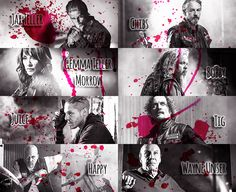 Blood All Over Their Hands #SonsOfAnarchy #MenOfMayhem