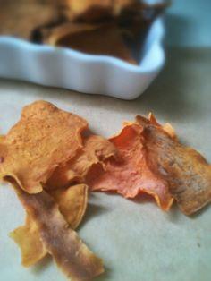 NutriSue - sweet potato chips
