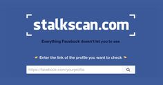 The #1 stalking tool - 100% free and anonymous!