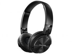 Headphone/Fone de Ouvido Philips Bluetooth - Sem Fio Wireless SHB3060BK/00 Preto