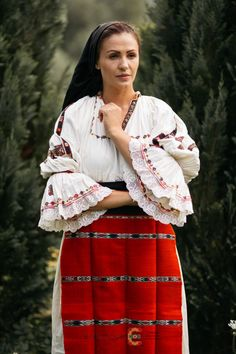 Folk Costume, Costumes, Lace Skirt, Traditional, Beautiful Things, Skirts, Clothes, Natural, Handmade