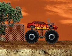 Screenshot 2 of Monster Truck Demolisher