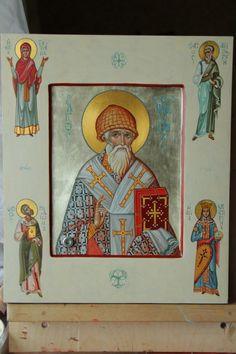 Чудотворец, богоносне Спиридоне, отче наш, моли Христа Бога спастися душам нашим. https://vk.com/photo228198198_358170906