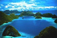 let's go to Raja Ampat, Papua, Indonesia