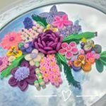 "11 Beğenme, 1 Yorum - Instagram'da 🌼PAPERRELLA🌼 (@paperrella): ""🌸Mutlu Günler Dilerim 🌸 Happy Day 🌼 #quilling #kağıttelkari #loveit #10marifet #sanat #art🎨…"""