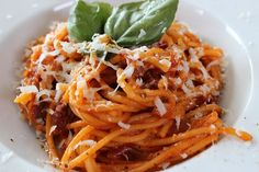 Sallys Blog - One Pot Pasta – vegane Spaghetti mit Soße aus einem Topf!